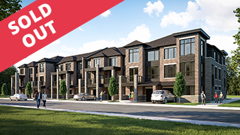 barrie townhouses